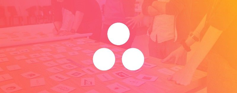 On the surface, this is the story of how Asana went from a logo with three circles to a logo… with three circles.