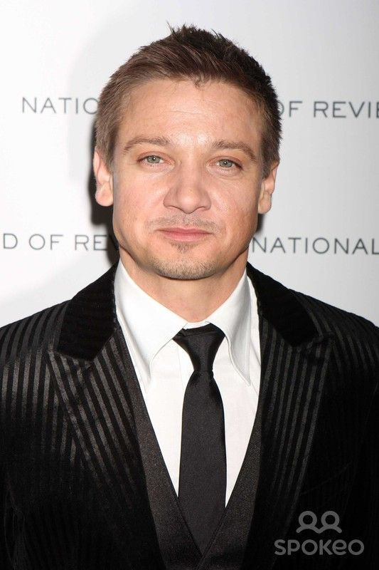 New York, NY 01-12-2010 Jeremy Renner at the National Board of Review of Motion Pictures annual awards gala at Cipriani 42nd Street. Digital photo by Lane Ericcson-PHOTOlink.net