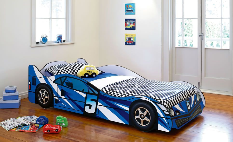 Dixon Car Bed Frame by Nero Furniture from Harvey Norman New Zealand ...