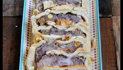 P t en cro te au foie gras recette pate en croute - Temps de cuisson magret de canard au four ...