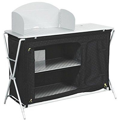 Outwell Richmond Kitchen Folding Table Camping Equipment