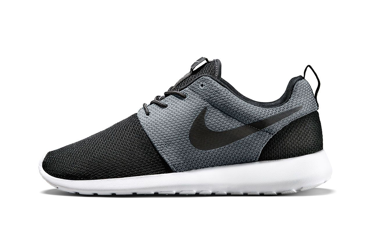 Nike Roshe One Black/Black/Grey JD Sports Exclusive