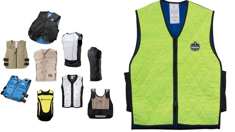 9 Best Lightweight Body Cooling Vests In Fashion 2018 With Images