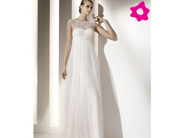 vestidos de novias corte imperial - Buscar con Google | Vestidos ...