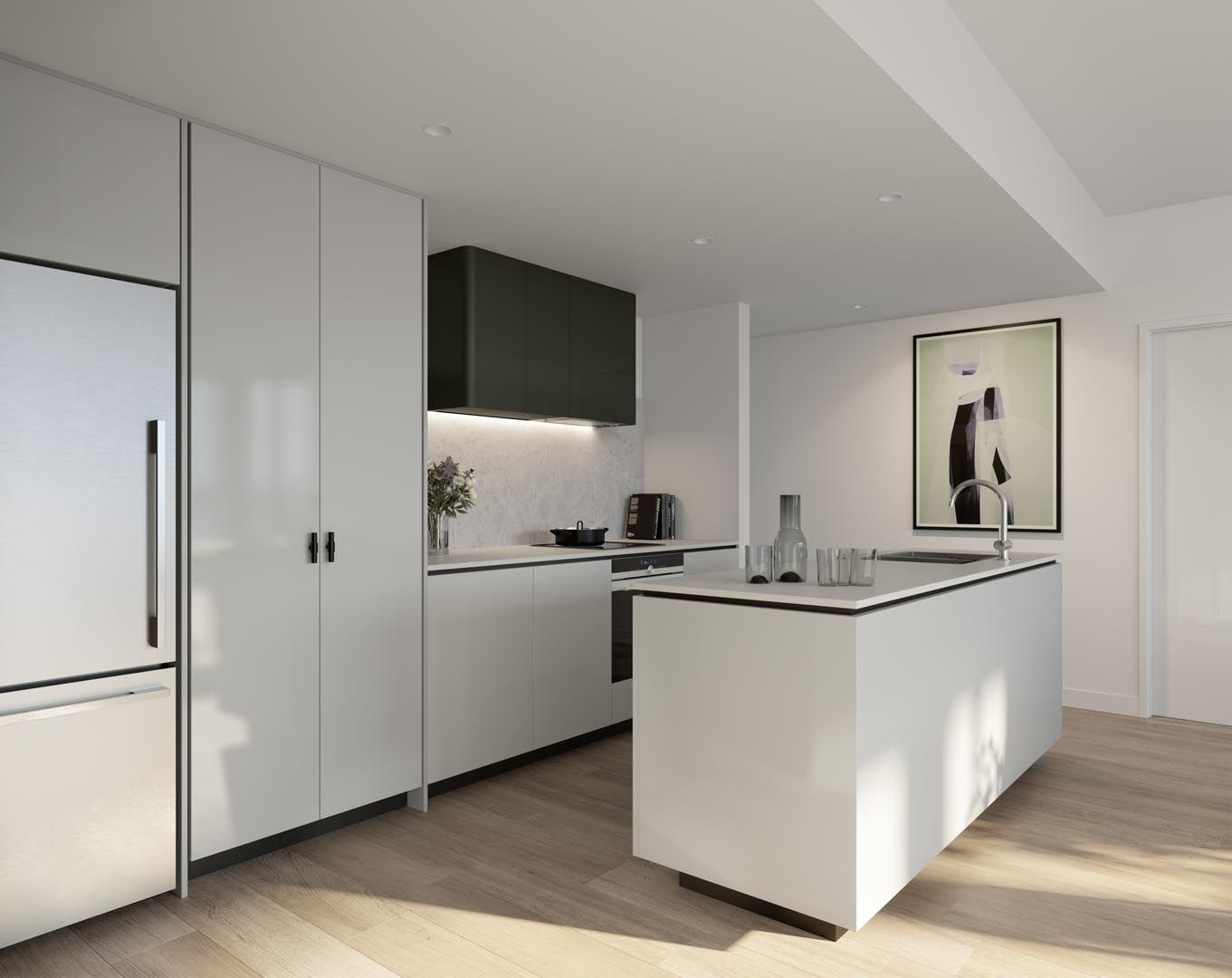 The Capitol Residences - Canberra | Kitchen inspirations ...