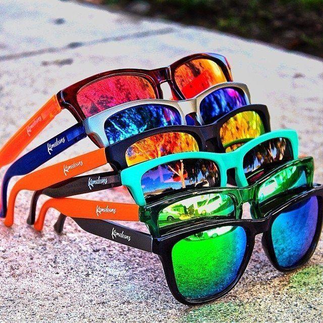 نظارات كاميليونز الملونة عدسات مستقطبة وعدسات تحمي من اشعة الشمس فوق البنفسجية تقدر ي تغير ي الوان الاطارات الجانبية ا Instagram Posts Instagram Shopping