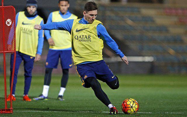 """Mundo Leo on Twitter: """"Último entrenamiento de Leo con el @FCBarcelona_es antes del Clásico. ¡Vamos Leo! https://t.co/2G3sXDLEX8"""""""