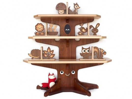 great for a woodland themed room