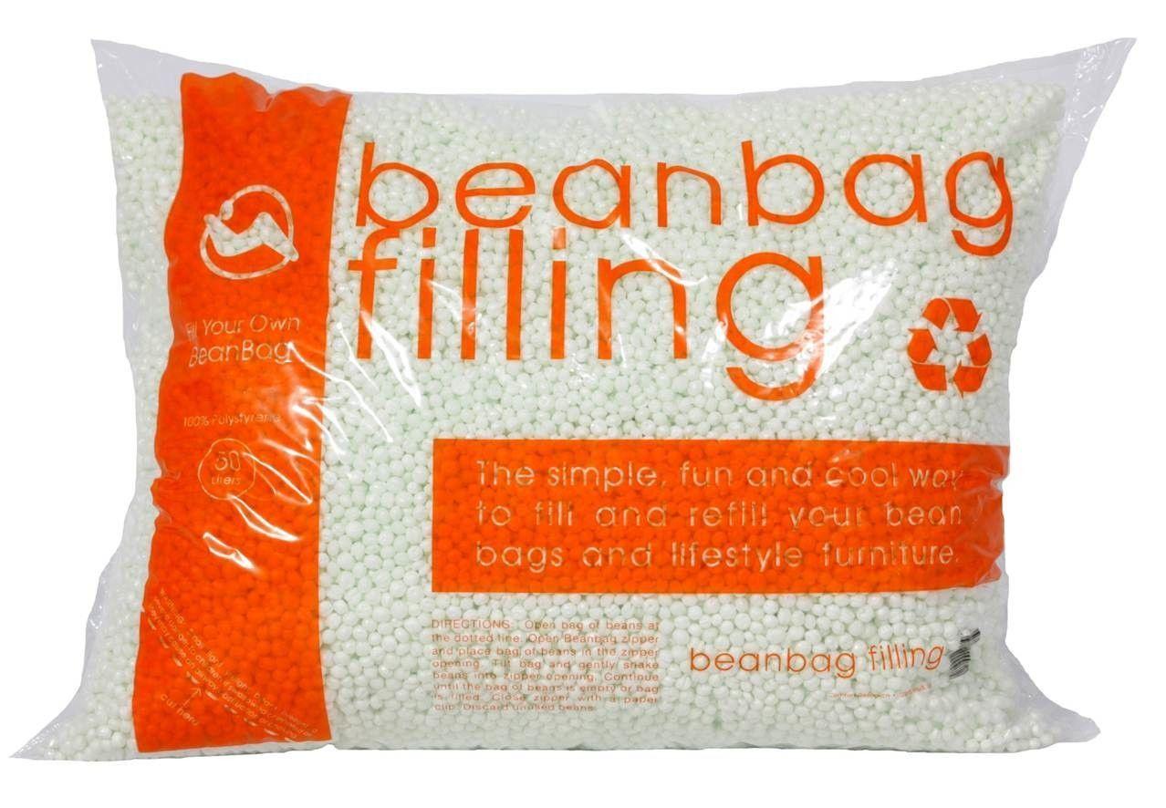 Big Joe Replacement Fill Bean bag refill, Bean bag, Cool
