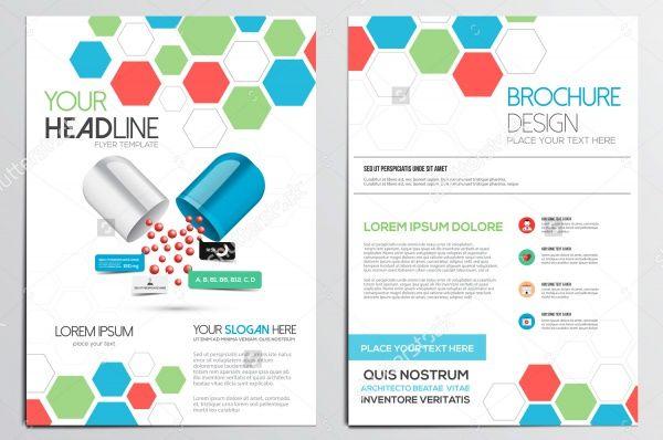 Pharmacy Brochure Design Top Pharmacy Brochure Design Templates