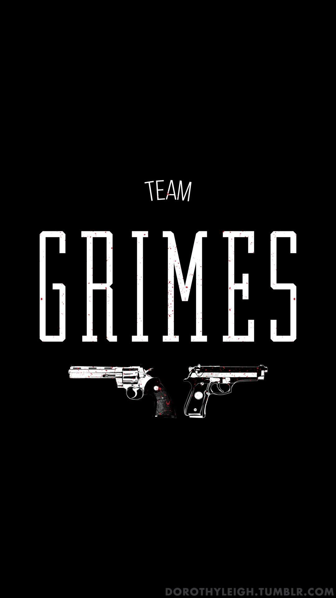 team grimes, wallpaper blog | prints available below ^.^teepublic