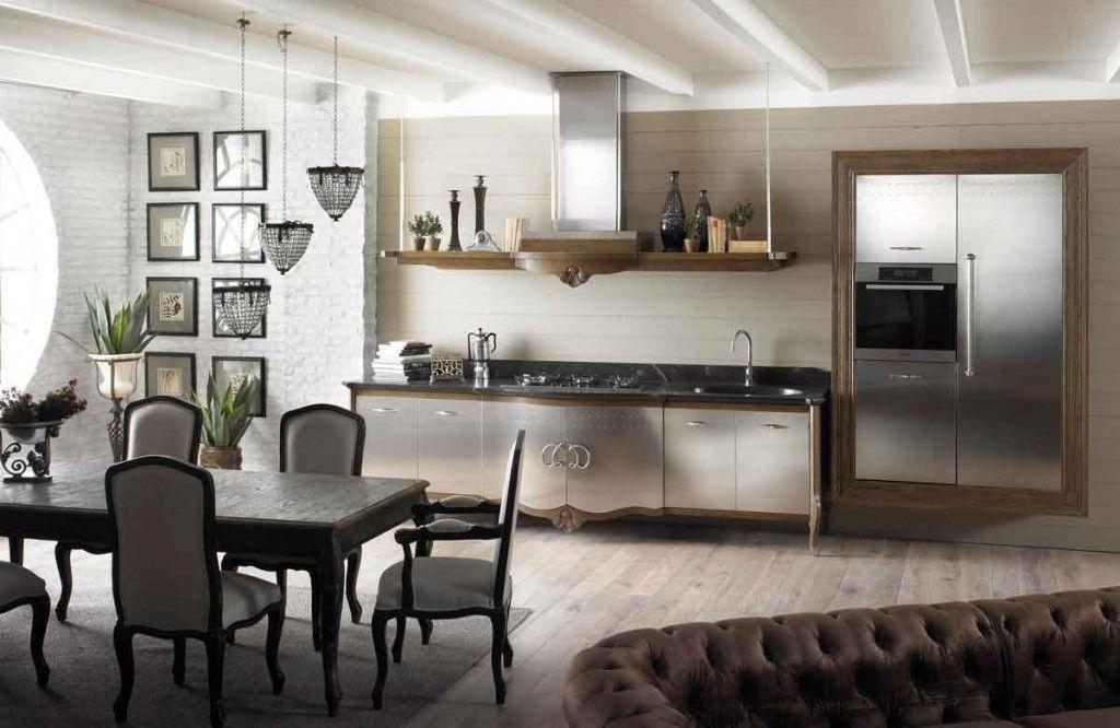 Cucine moderne dechora realizzata da marchi cucine arredamento