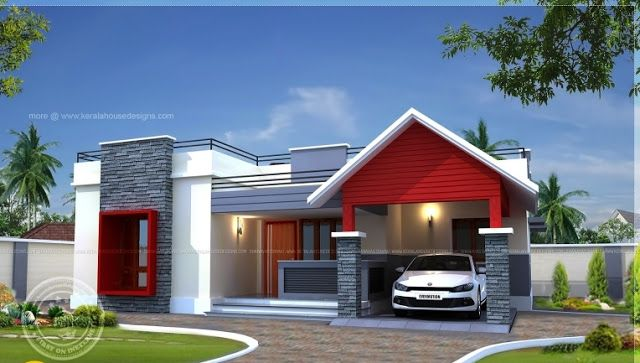 Bahay House Ofw Abroad Kerala House Design One Storey House Modern House Plans