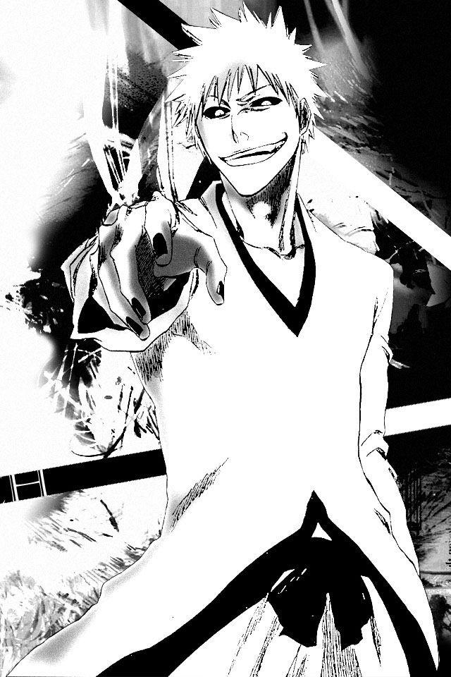 Hollow Ichigo. #Bleach | sketch | Pinterest | Anime japones y Manga