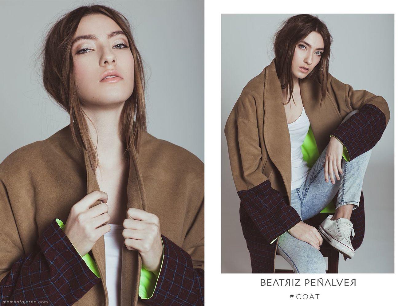 Colección abrigos 2015 Beatriz Peñalver