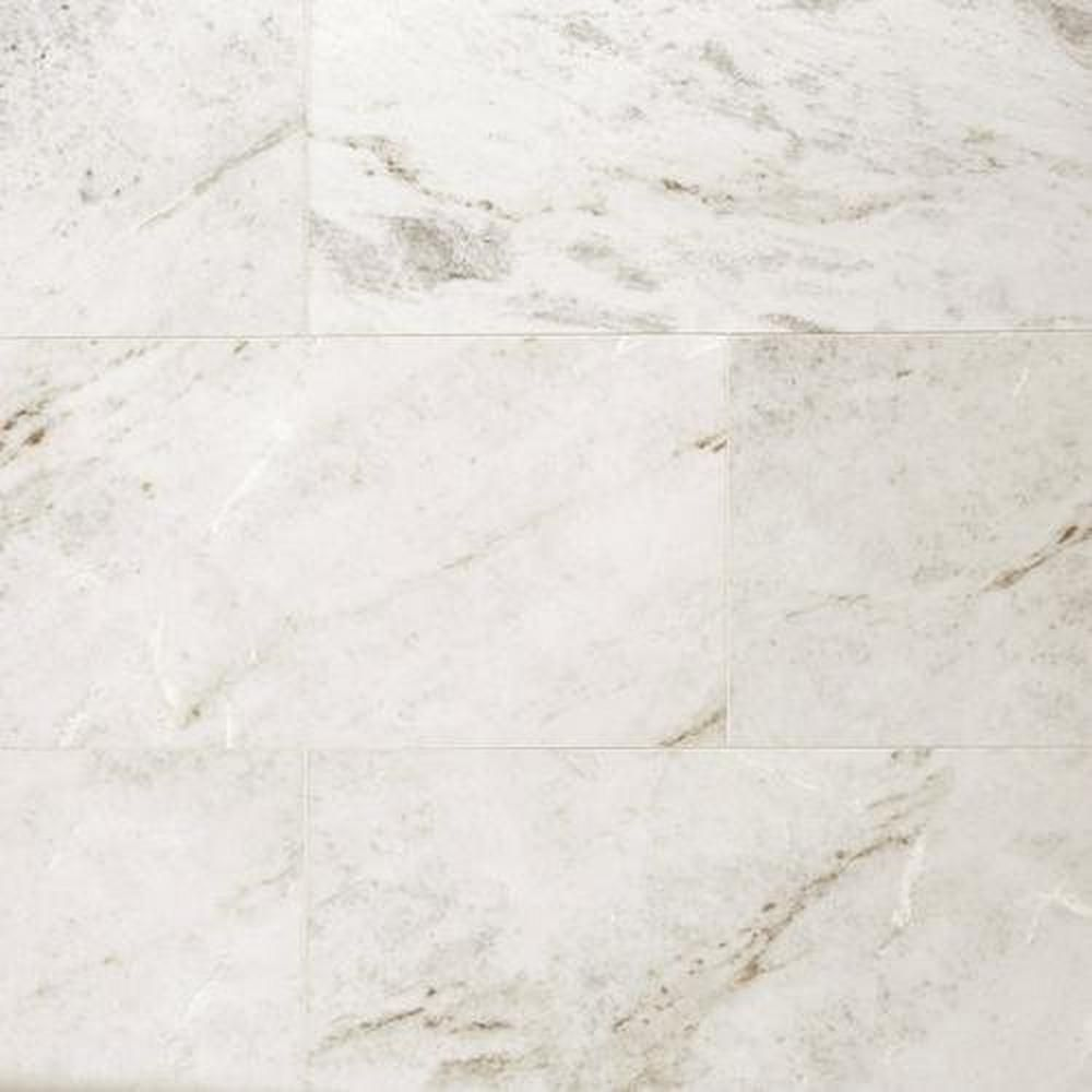 Bianco Orion Polished Marble Tile Floor Decor In 2020 Polished Marble Tiles Floor Decor Master Shower Tile