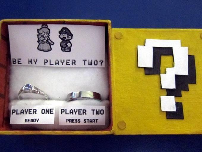 1. Si involucra un videojuego que ambos aman.