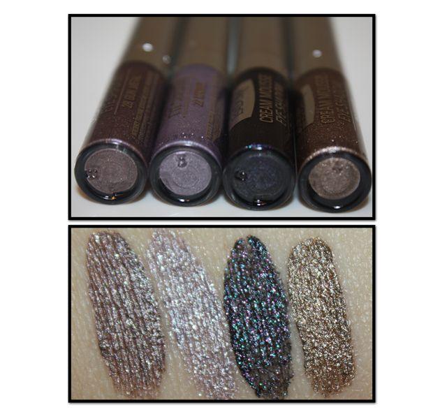 isadora cream eyeshadow