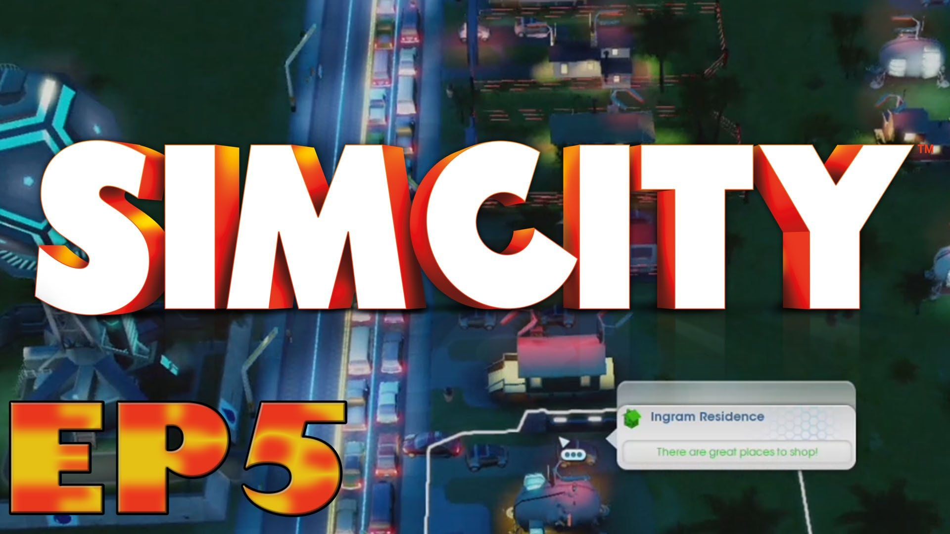 Let's Play SimCity :: S2 EP5 :: Traffic