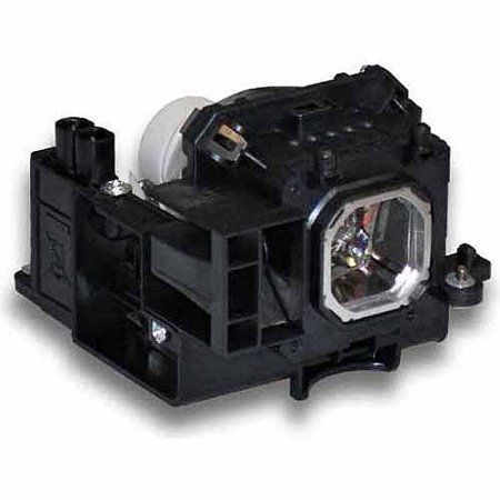 Replacement Lamp with Housing for HITACHI CP-X4020E with Ushio Bulb Inside