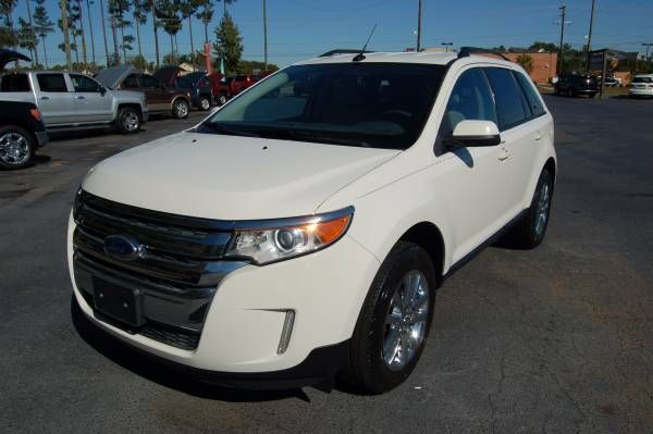 Ford Edge Sel Buy Here Pay Here And Credit Union Finance Charlotte