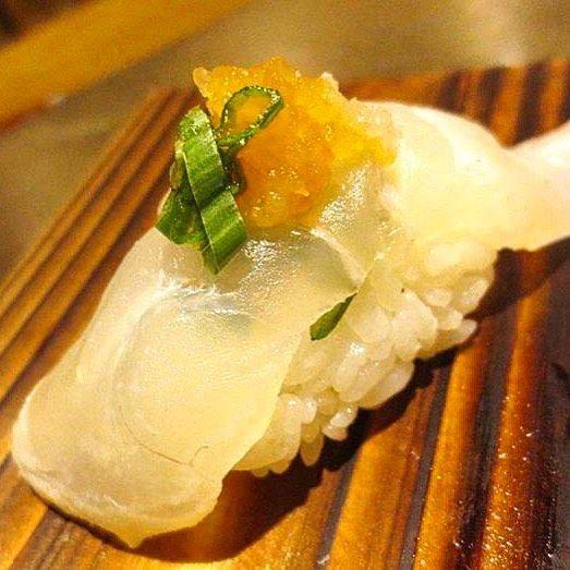#jabistro SP @jabistro222: beautiful 'TAI' seabream sushi #best #sushi #sashimi #toronto #canada #foodie #best #japanese #fresh #aburi #foodporn #foodie #tapas #bar #カナダ #寿司 by jabistro222