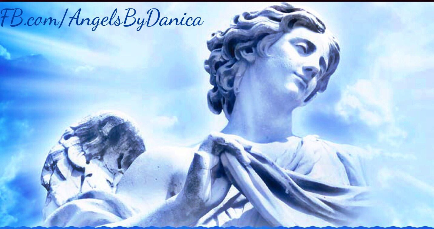 The angels are giving you extra comfort, love, and support right now. Ask them for help with everything, and listen to their guidance through your intuition. Facebook.com/AngelsByDanica