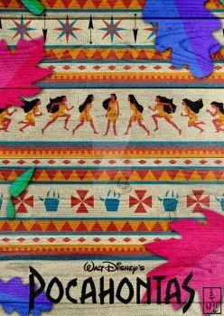 Disney Pocahontas By Hyung86 Films Dessins Animes Animation Disney Dessins Disney