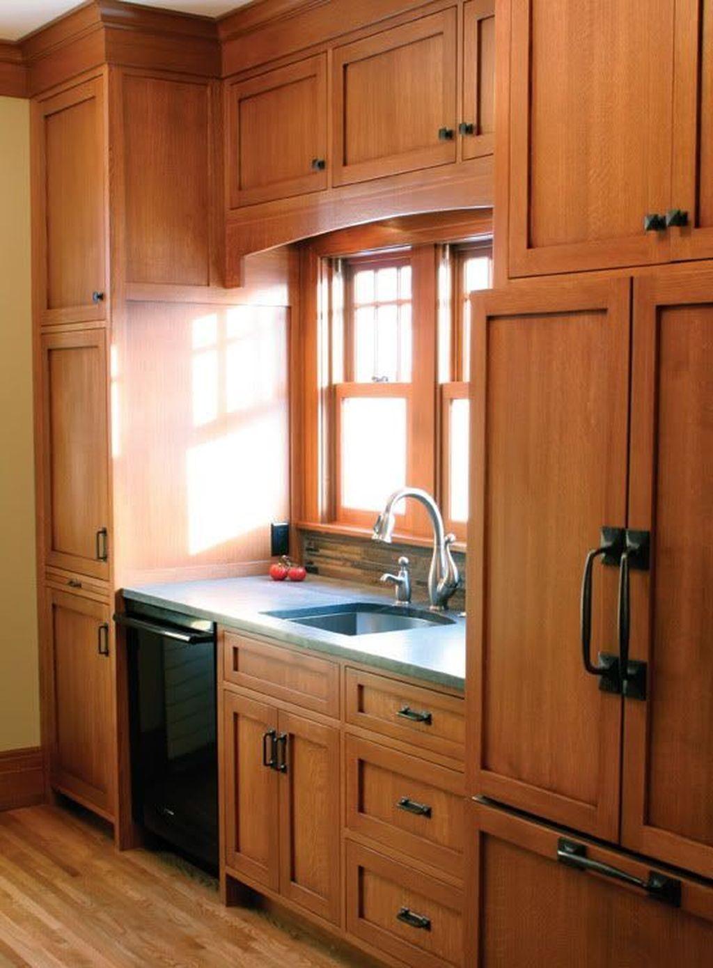 49 Luxurious Farmhouse Style Kitchen Cabinet Design Ideas Kitchen Cabinet Styles Farmhouse Style Kitchen Cabinets Kitchen Design