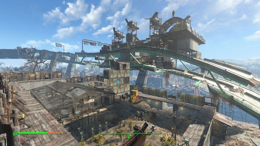 11 brilliant Fallout 4 settlements that made me regret my life choices | GamesRadar