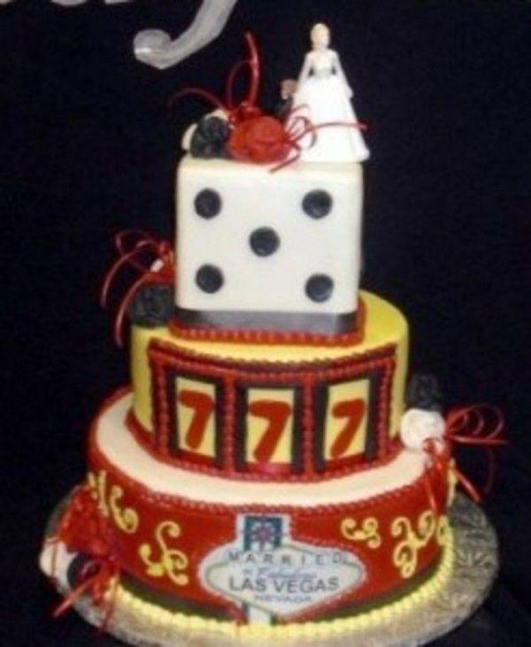 Vegas Wedding Cakes