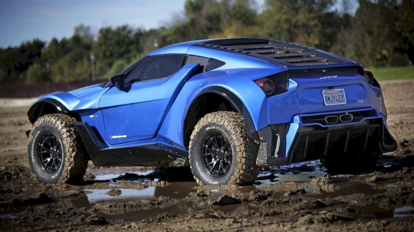Lafitte X Road The First All Terrain Supercar In 2020 Concept Cars Super Cars Concept Cars Vintage