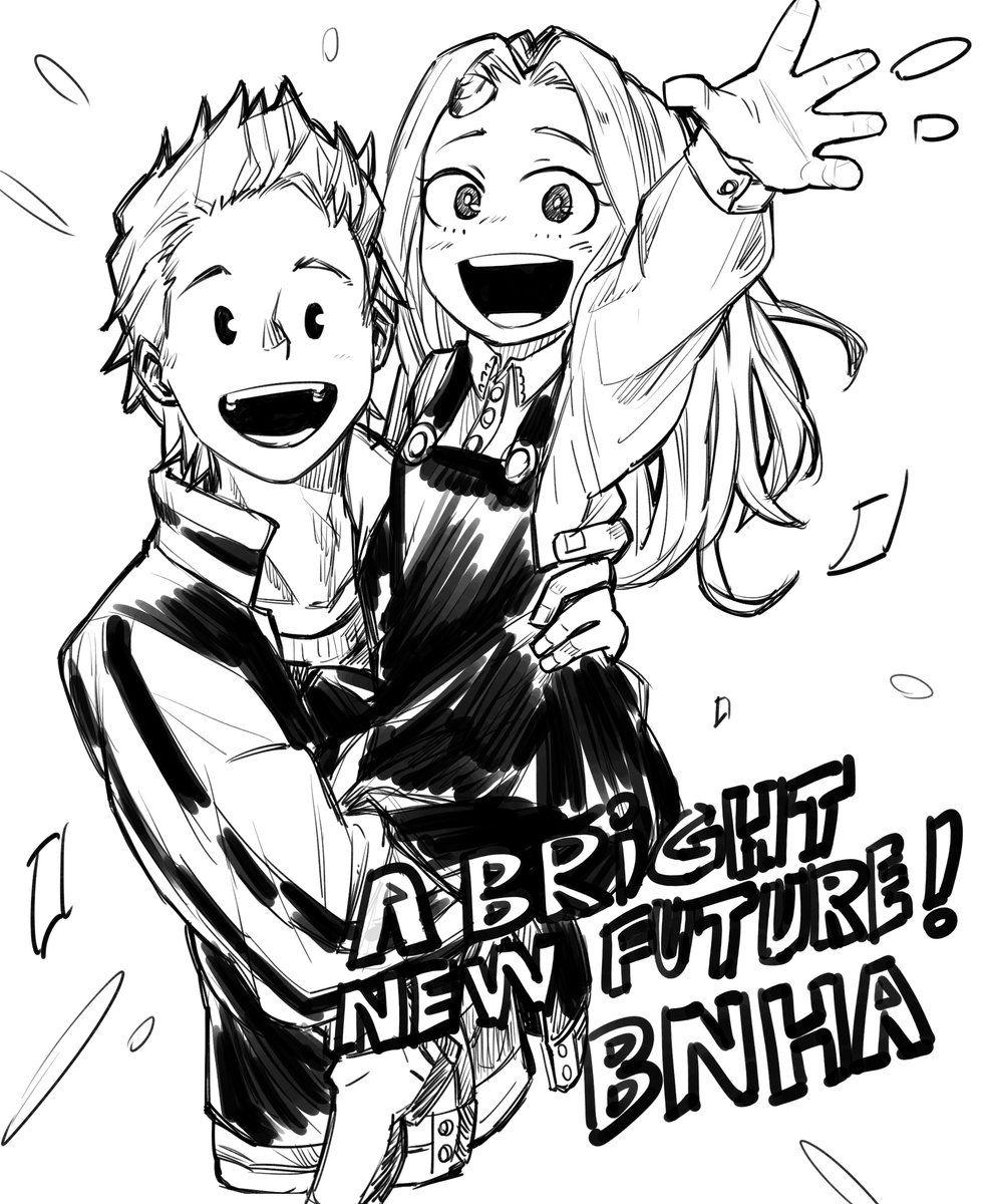 Mirio And Eri My Hero Academia Mha Bnha Hero Anime Plusultra My Hero Hero My Hero Academia