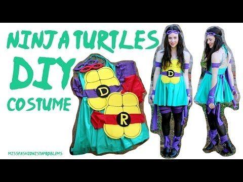 Diy quick ninja turtle tmnt costume diys pinterest ninja diy quick ninja turtle tmnt costume solutioingenieria Gallery