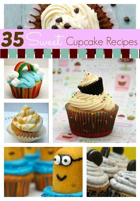 35 Sweet Cupcake Recipes | Coupons
