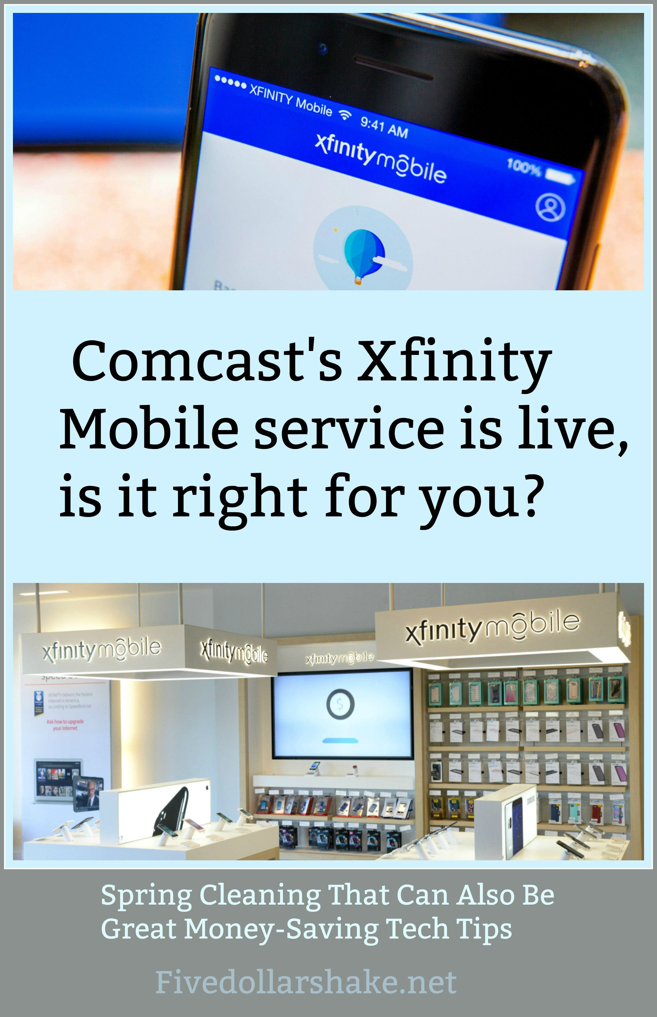 what does xfinity mobile insurance cover