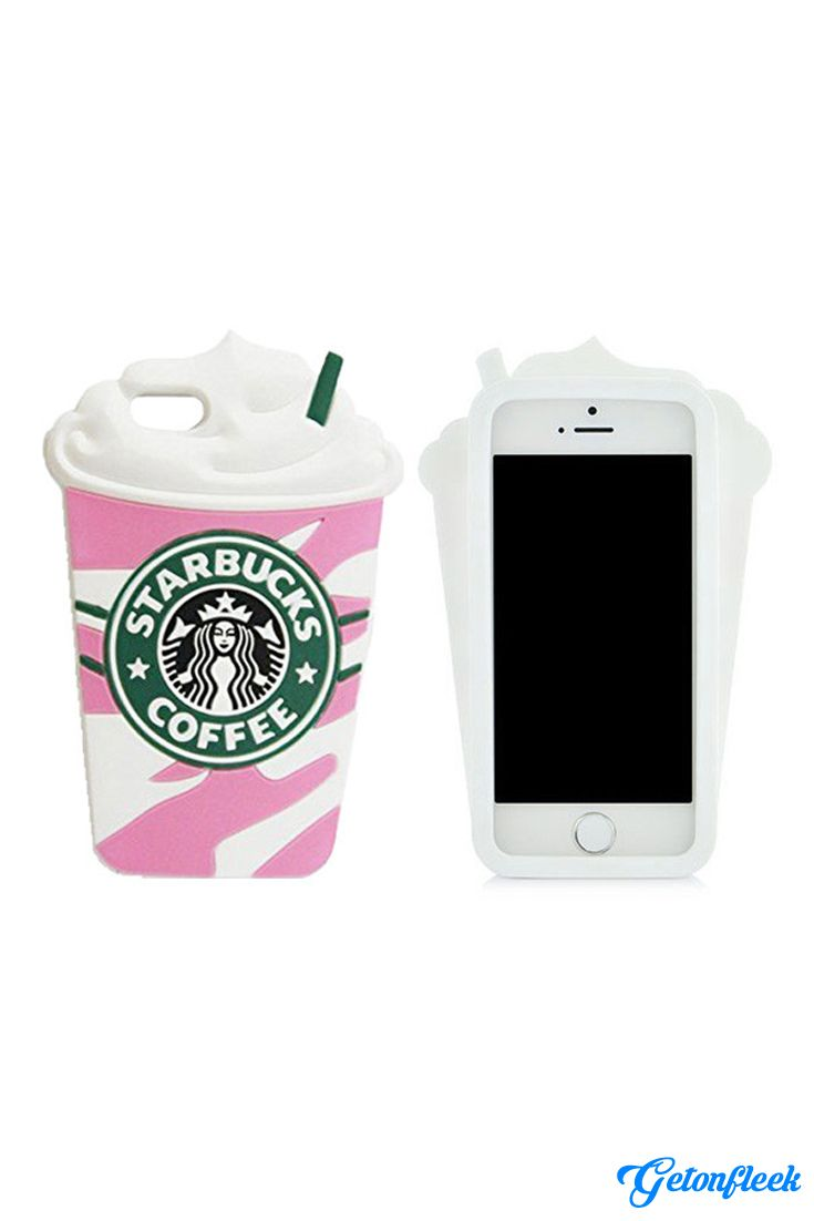 Starbucks Frappuccino 3D iPhone Case | Starbucks phone case, Cute ...