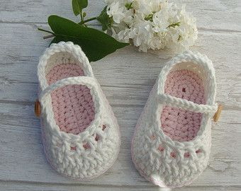 Baby booties mary jane 031508cf5