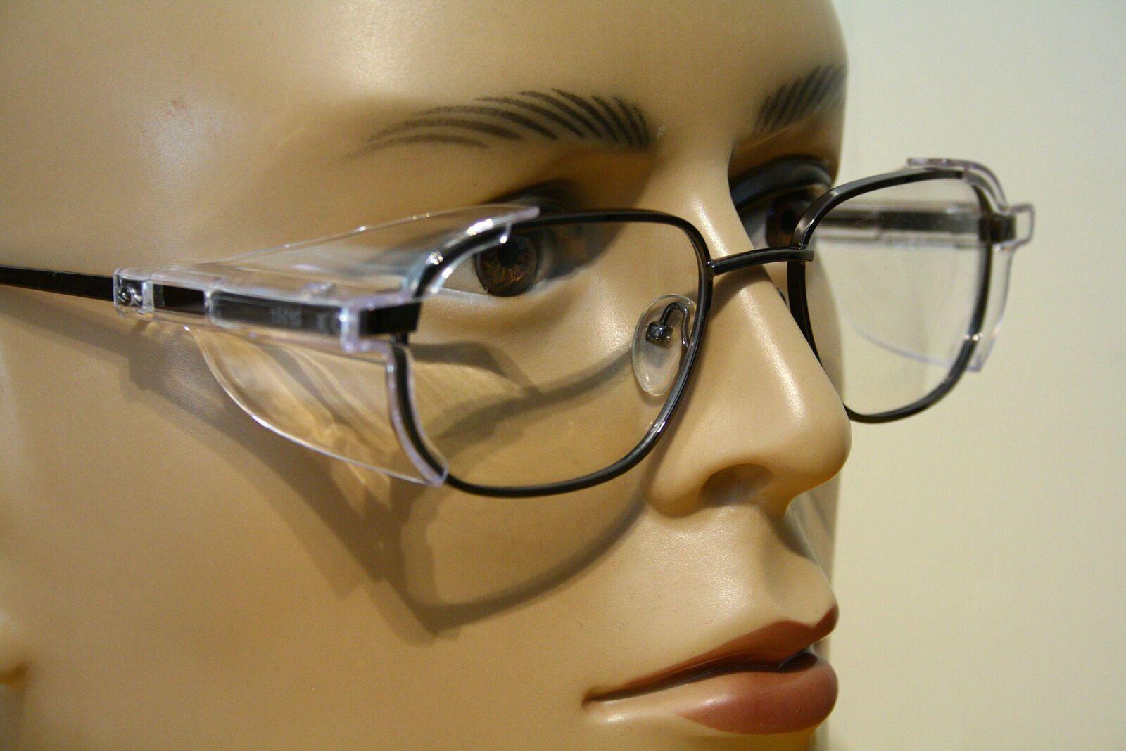 Wind Protection Air Shield Dry Eye Eyeglasses Glasses