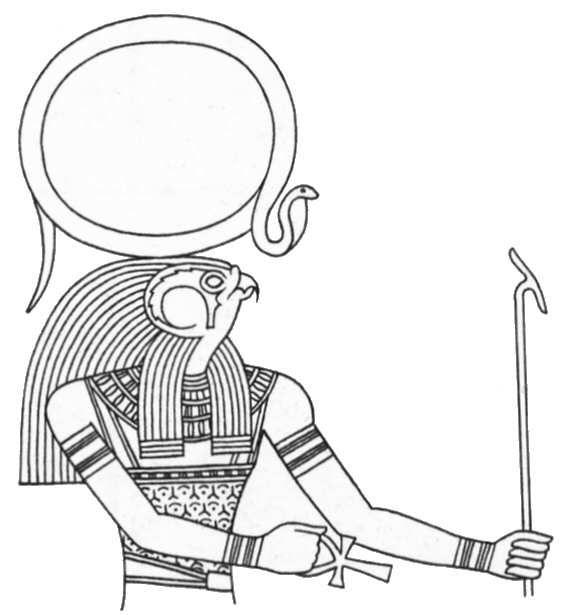 Favori Les dieux égyptiens-parcours simplifié | School stuff | Pinterest  SL92