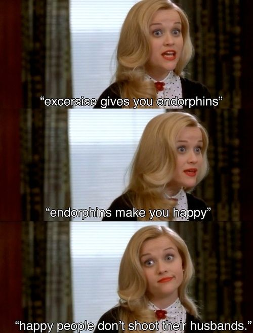 prada shoes legally blonde quotes endorphins in the brain