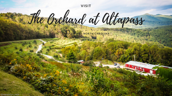 Visit The Apple Orchard At Altapass Enjoy Family Fun And Fresh Apples At Altapass Orchard A Few Weeks Ago I Shared A Post About Ou Visiting Spruce Pine Orchard