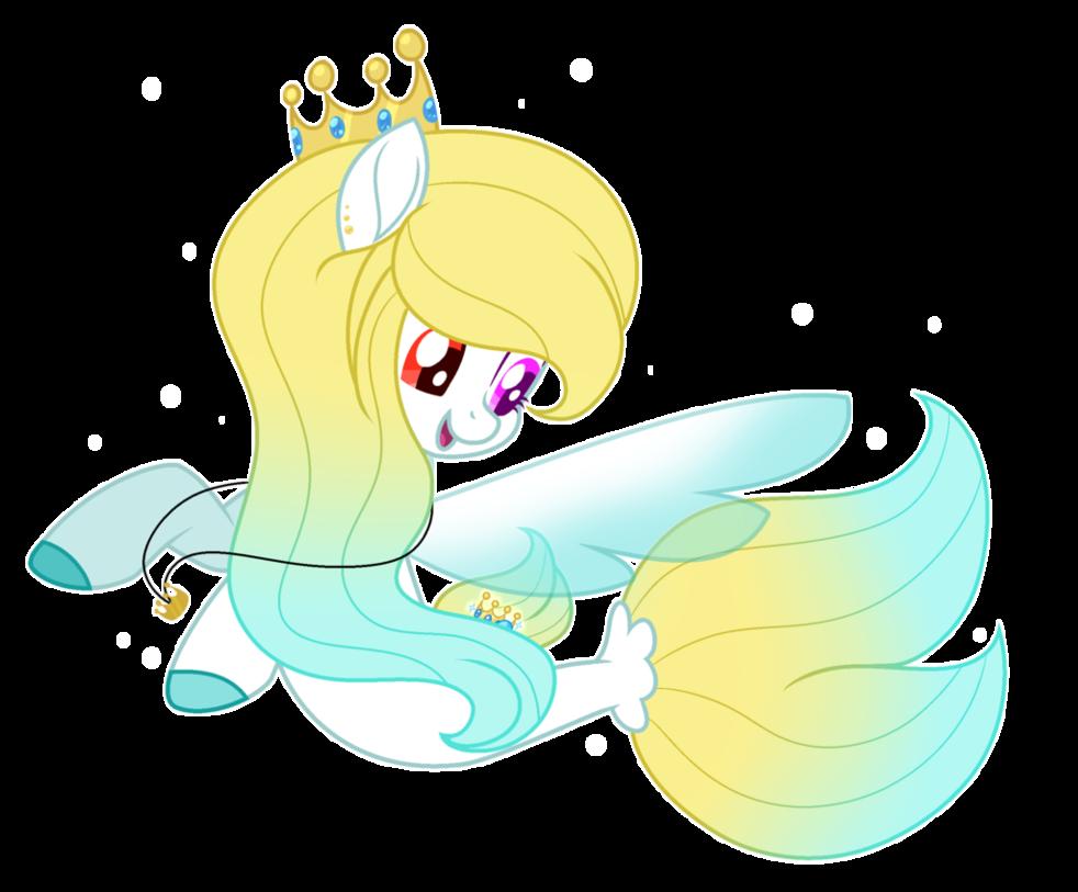 oc sea pony by mlpcrystalharmony cute animals pony mlp