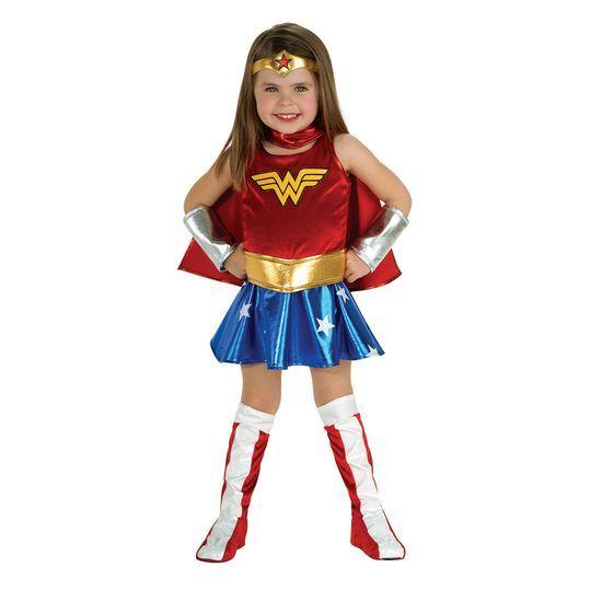 Wonder Woman! Squeal-Inducing Cute Pinterest Wonder Woman - halloween girl costume ideas