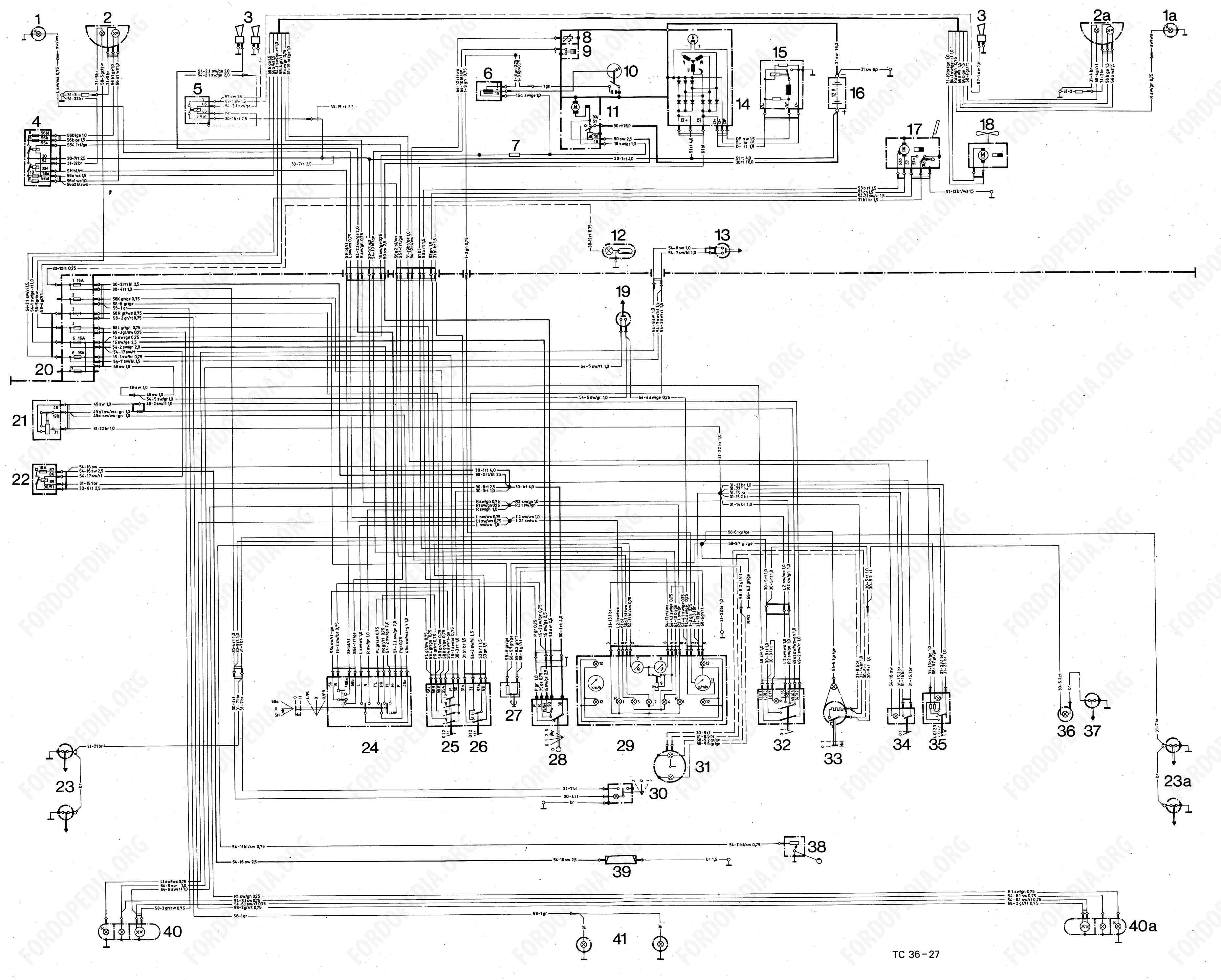 Mondeo Engine Diagram