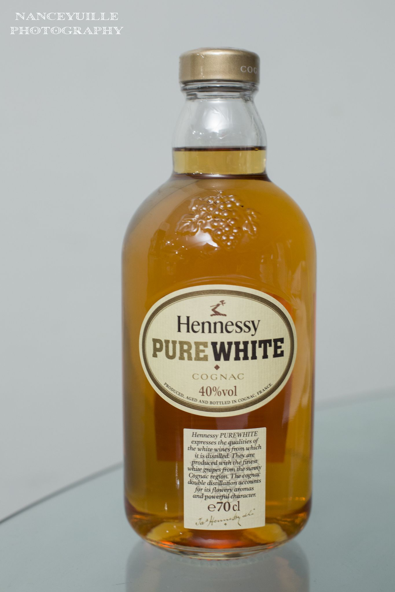 Pure White Hennessy   Discover more ideas about White ...