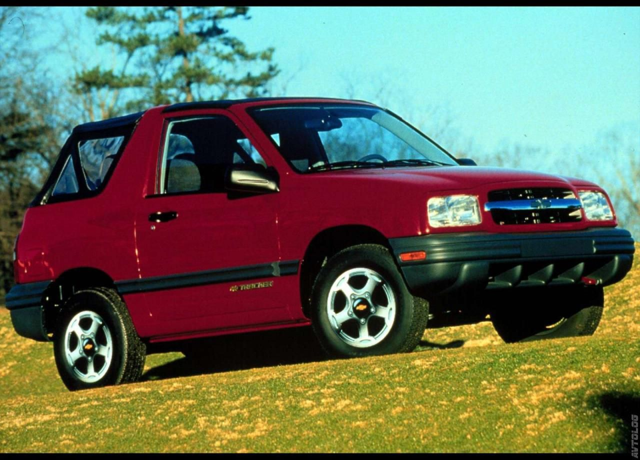 1999 Chevrolet Tracker With Images Chevrolet Willys Tracker