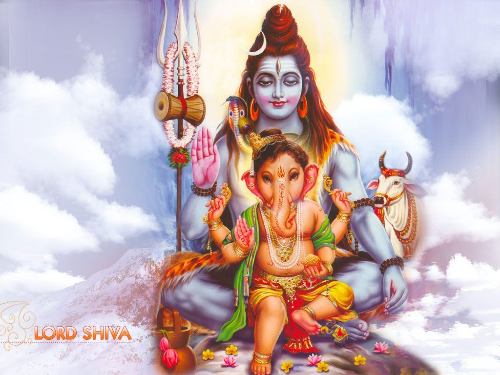 Lord Shiva Hd Wallpapers: FREE Download Shiv Parivar Wallpapers