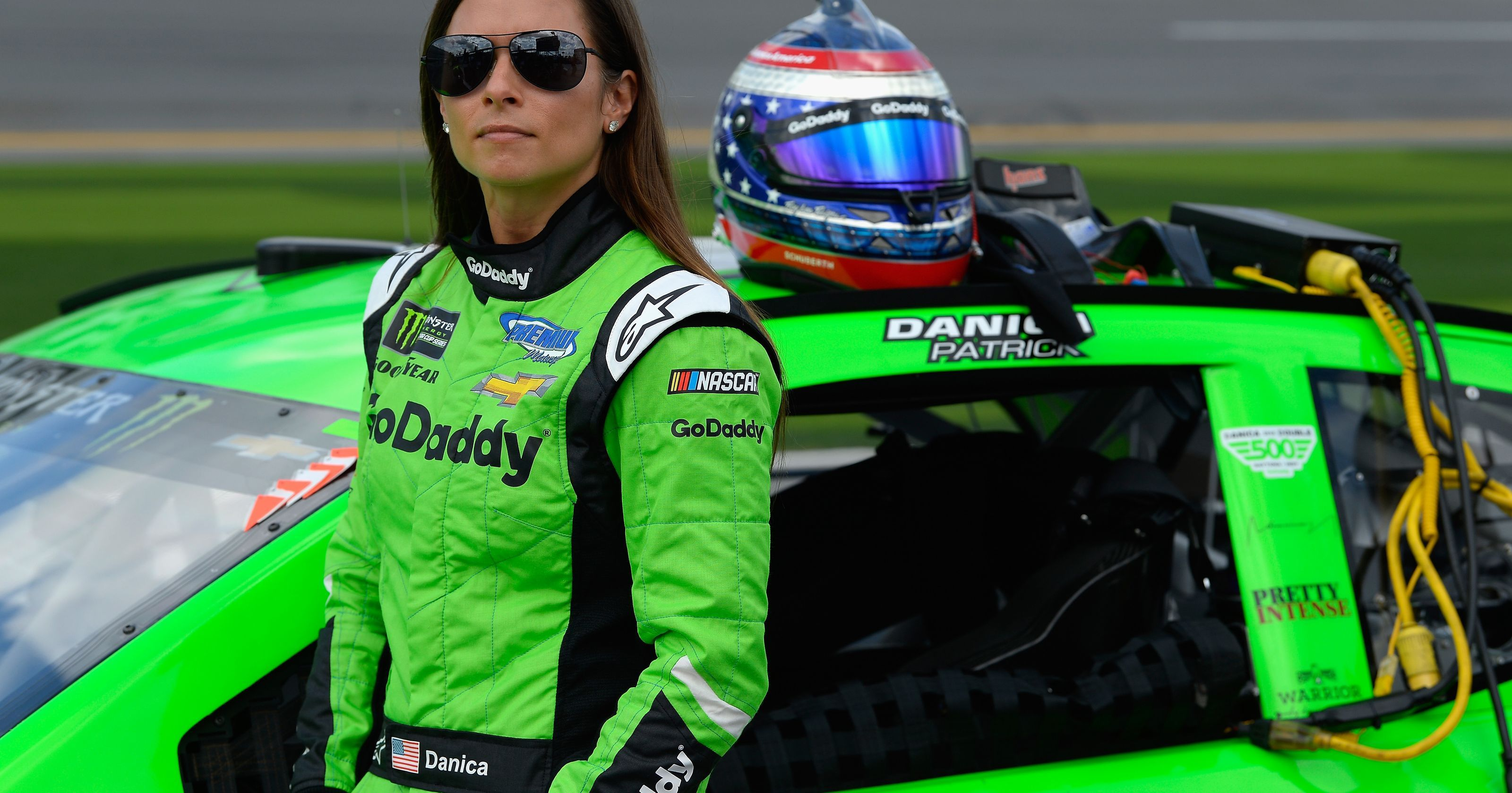 Aaron Rodgers Will Attend Race To Cheer On Danica Patrick Aaron Rodgers Danica Patrick Cheer