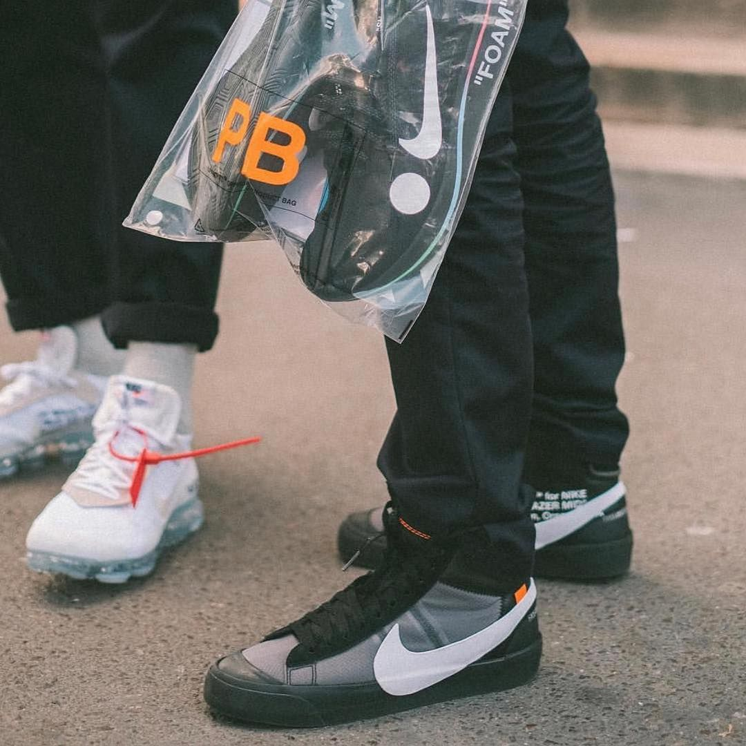 aeb4819b7 Off white Nike Blazer coming soon. Cop or drop? #nike #offwhite #style  #streetwear #culture #design #designer #hype #hypebeast #kicks #kicksonfire  #sneakers ...